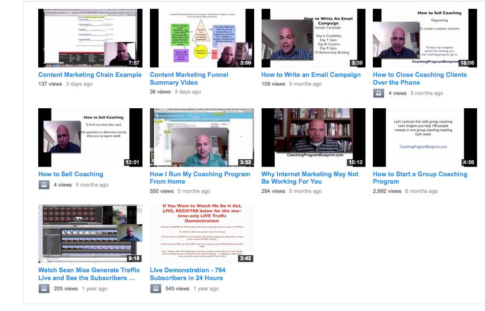 youtube 10 videos